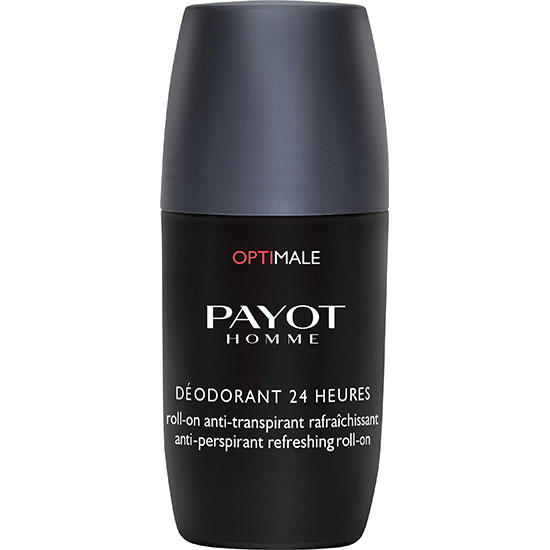 Payot Paris Homme Deodorant 24 Heures 24 Hour Anti-Perspirant Roll On 75ml