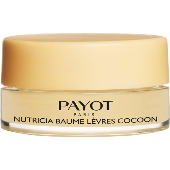 Payot Paris Nutricia Baume Levres Cocoon Comforting Nourishing Lip Care 6g