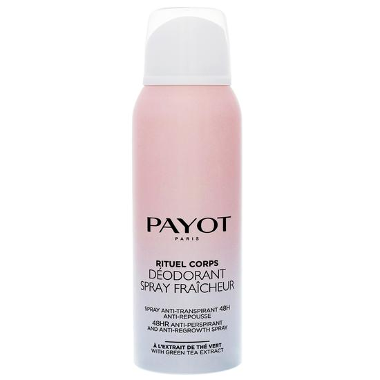 Payot Paris Rituel Corps 48-hr Anti-perspirant Spray Alcohol Free 125ml