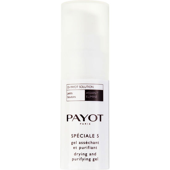 Payot Paris Speciale 5 Drying & Purifying Gel 15ml