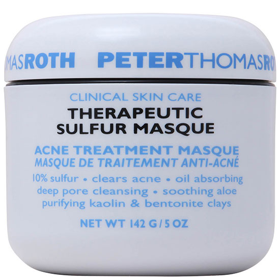 Peter Thomas Roth Acne Treatments Sulphur Therapeutic Masque 142g