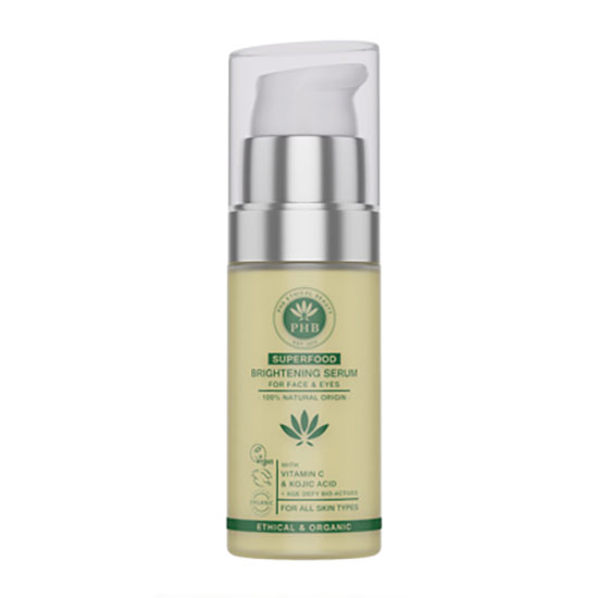 PHB Ethical Beauty Superfood 2 in 1 Face & Eye Serum