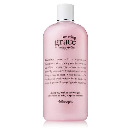 Philosophy Amazing Grace Magnolia Shampoo Bath & Shower Gel 480ml