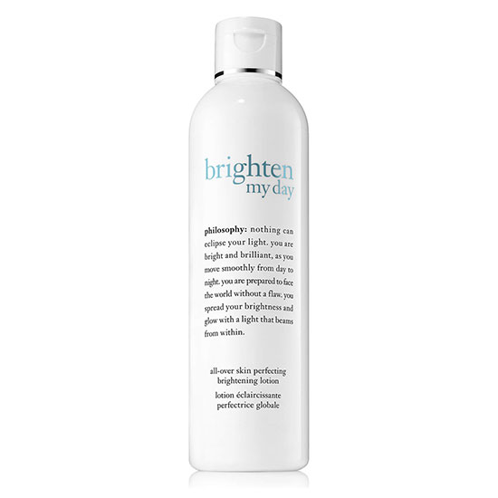 Philosophy Brighten My Day All Over Skin Perfecting Brightening Lotion