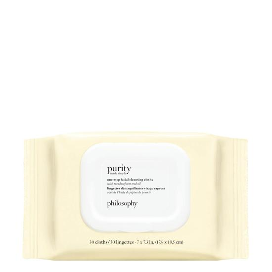Philosophy Purity Cleansing Cloths