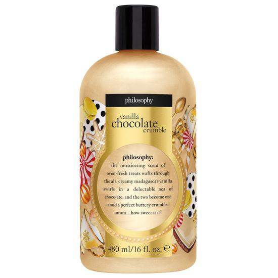 Philosophy Vanilla Choclate Crumble Shower Gel 480ml