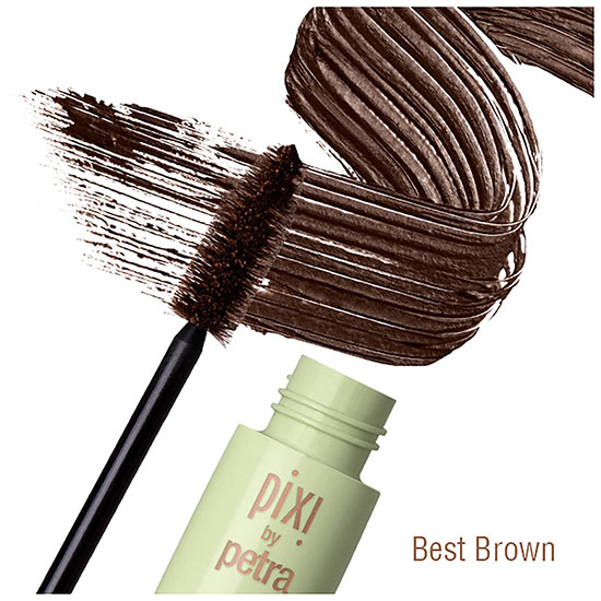 PIXI Large Eyelash Mascara Best Brown