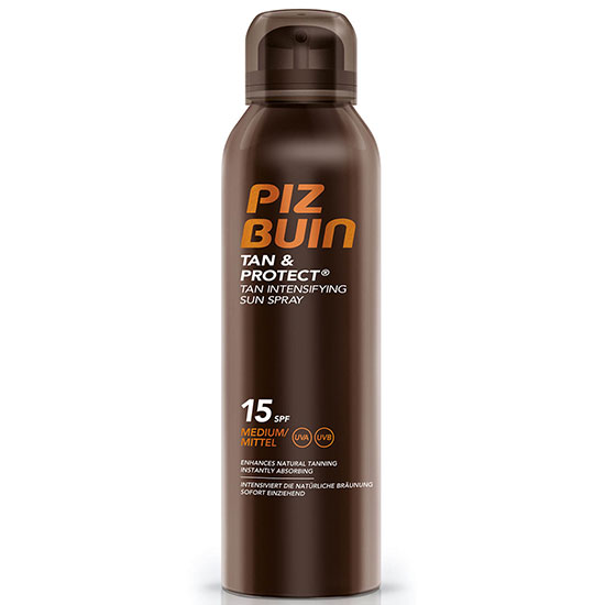 Piz Buin Tan & Protect Spray SPF15 150ml
