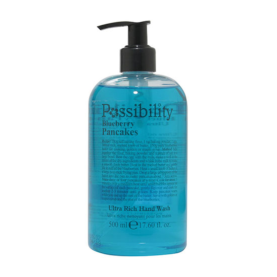 Possibility Blueberry Pancakes Hand Wash 500ml
