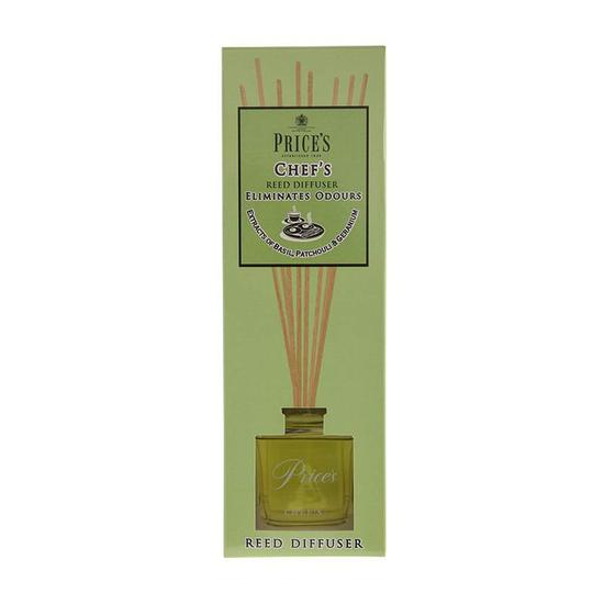 Price's Chef's Reed Diffuser 100ml