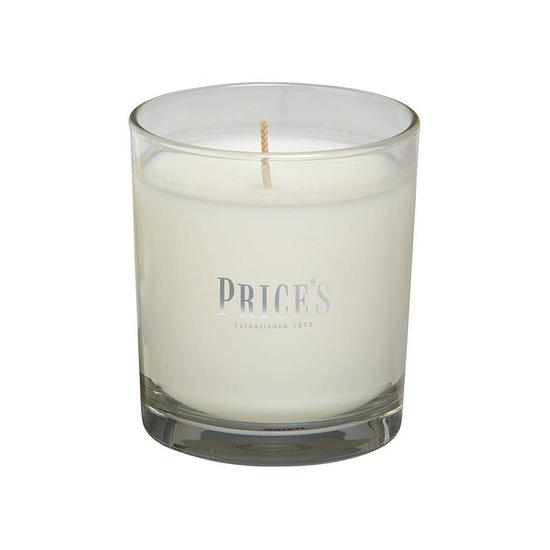 Price's Coconut Boxed Jar Candle 400g