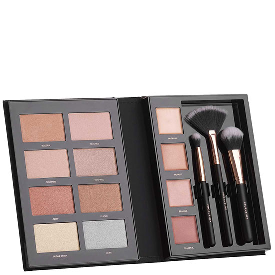 Profusion Cosmetics Trendsetter Pro Highlight Professional Beauty Book
