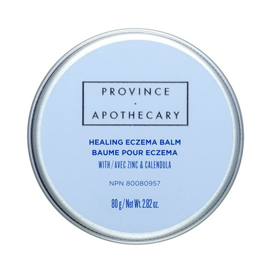 Province Apothecary Healing Eczema Balm 80g