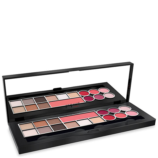 PUPA Pupart Red Cover Makeup Palette Warm Shades