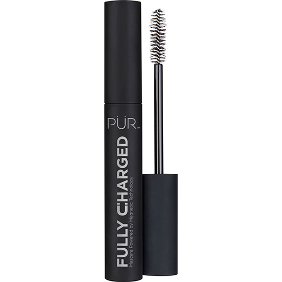 PÜR Fully Charged Magnetic Mascara Black
