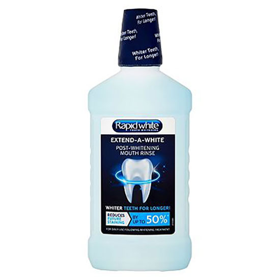 Rapid White Extend-A-Rinse 500ml