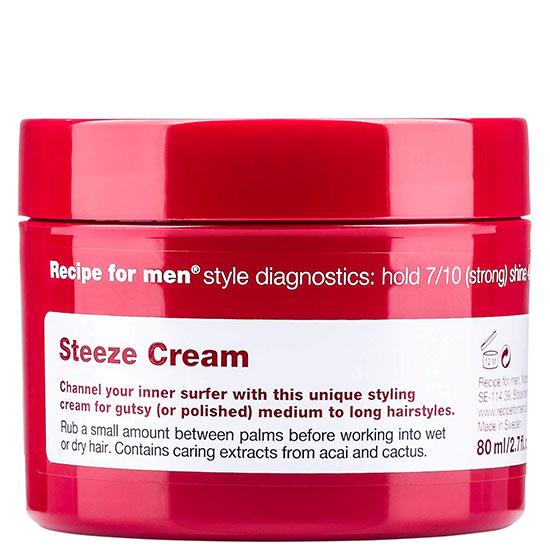 Recipe For Men Steeze Wax Cosmetify