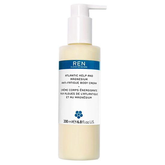 REN Atlantic Kelp & Magnesium Anti-fatigue Body Cream 200ml