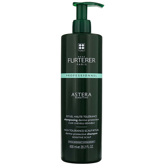 René Furterer Astera Sensitive High Tolerance Shampoo For Sensitive Scalp 600ml