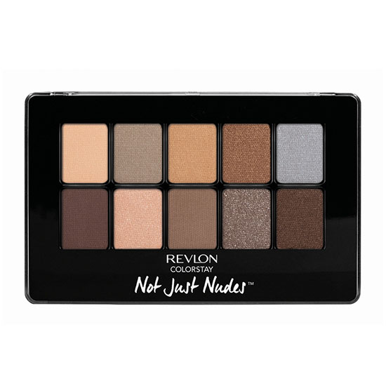 Revlon ColorStay Not Just Nudes Shadow Palette 14g