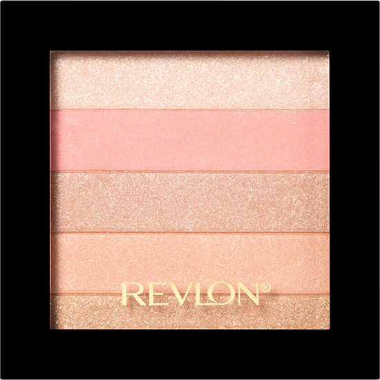 Revlon Highlighting Palette Rose Glow