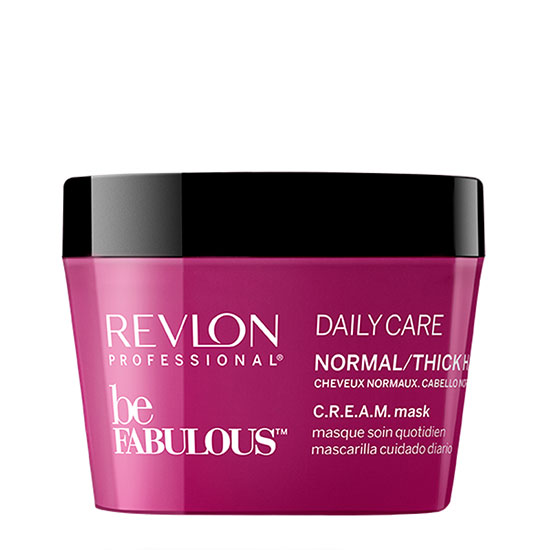 Revlon Professional be FABULOUS Daily Care Normal/Thick Hair C.R.E.A.M. Mask