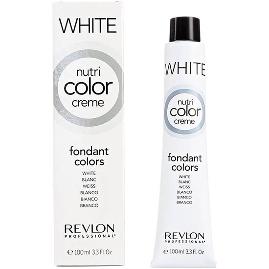 Revlon Professional Nutri Colour Creme 000 White 100ml
