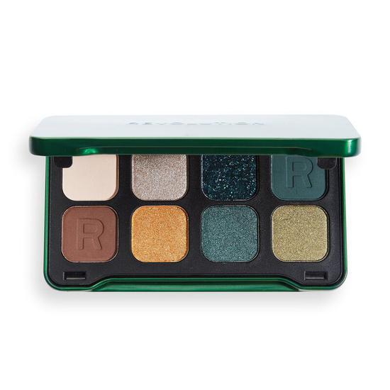 Revolution Precious Glamour Glitz Up Mini Eyeshadow Palette