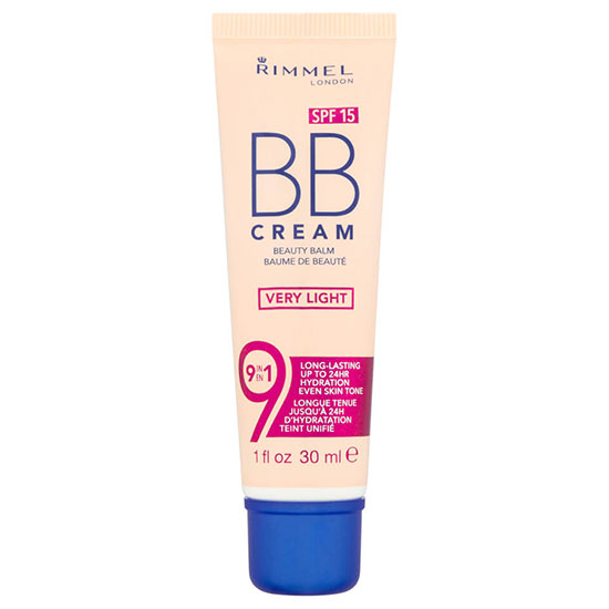 c688ef49a32 Rimmel BB Cream 9-in-1 Skin Perfecting Super Makeup SPF 15 | Cosmetify