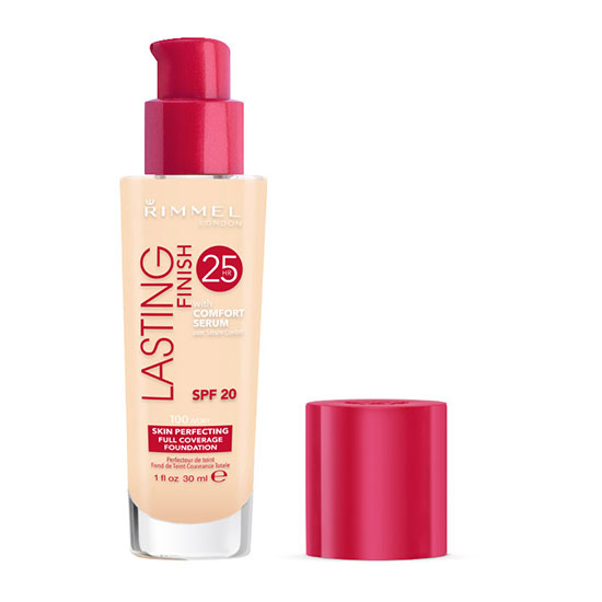 Rimmel Lasting Finish Foundation SPF20