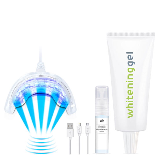 RIO Smile White Advanced Teeth Whitening Kit