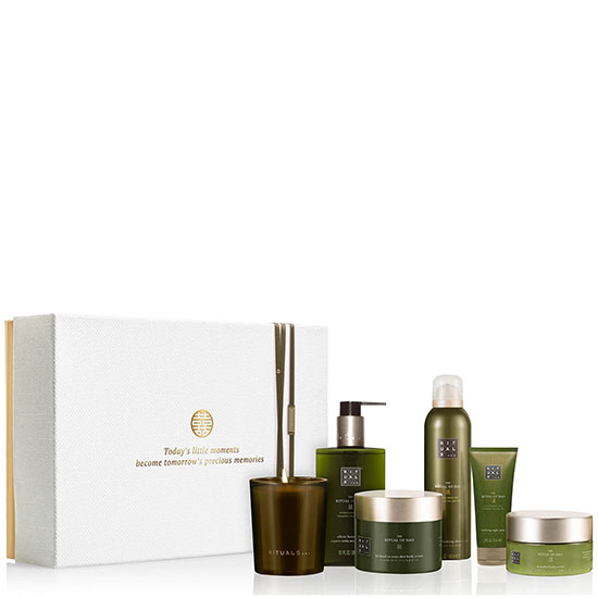 Rituals Christmas 2019 The Ritual Of Dao Calming Ceremony Extra Large Gift Set