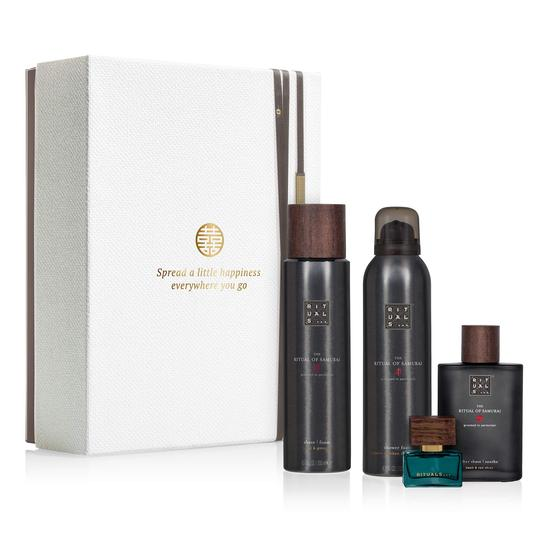 Rituals The Ritual Of Samurai Invigorating Collection Large Gift Set