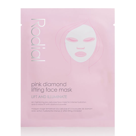 Rodial Pink Diamond Mask Single Pack