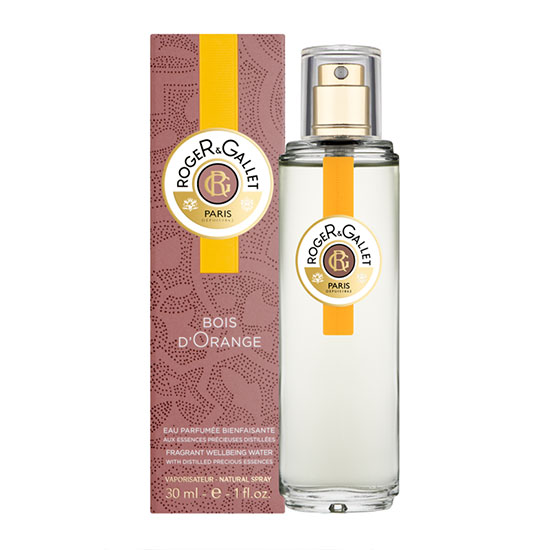 Roger & Gallet Bois d'Orange Fresh Fragrant Water Spray 30ml