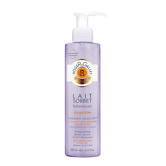 Roger&Gallet Gingembre Sorbet Body Lotion