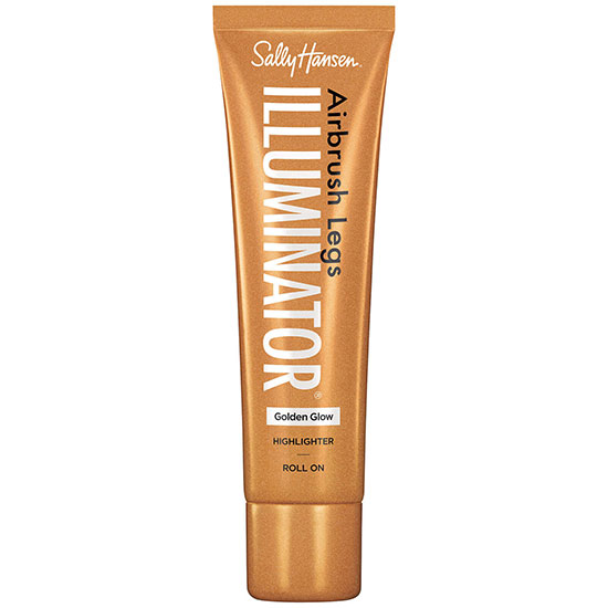 Sally Hansen Airbrushed Legs Illuminator Leg Highlighter Glow Golden Glow