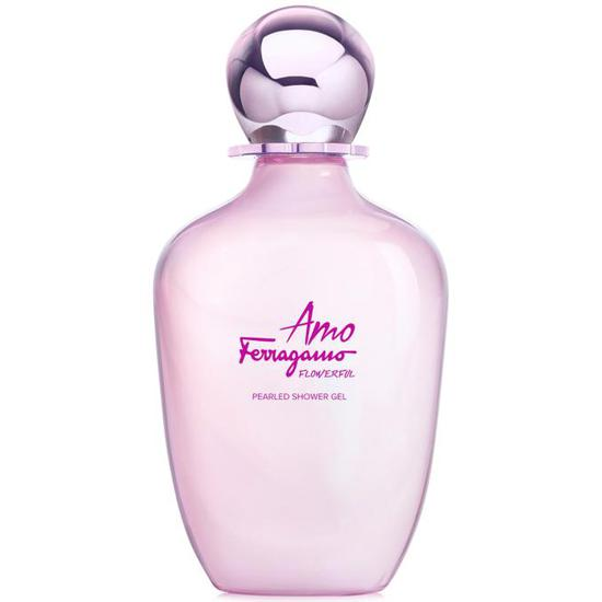 Salvatore Ferragamo Amo Flowerful Shower Gel