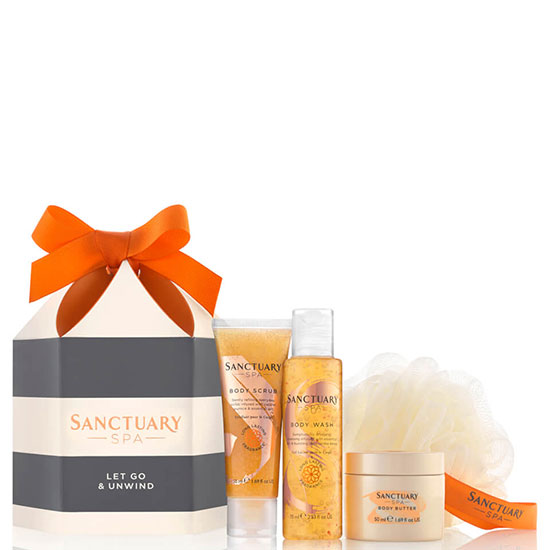 Sanctuary Spa Let Go and Unwind Gift Set