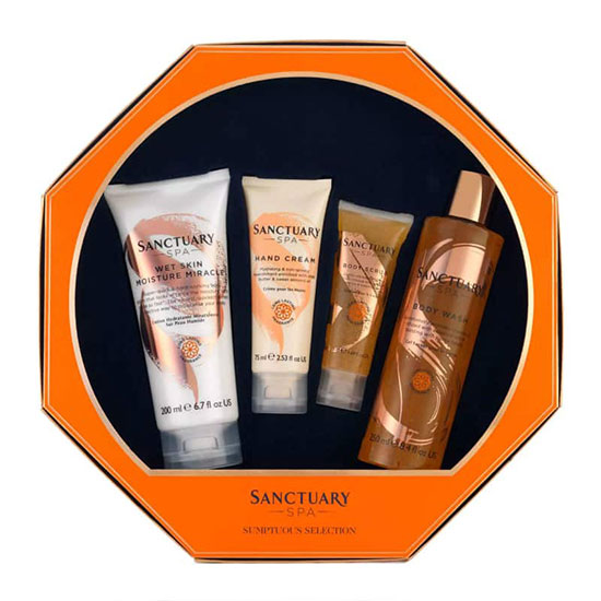 Sanctuary Spa Sumptuous Selection Gift Set