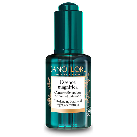 Sanoflore Essence Magnifica Rebalancing Botanical Night Oil