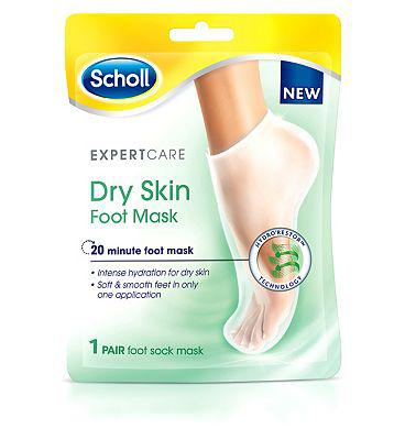 Scholl Expert Care Dry Skin Foot Mask