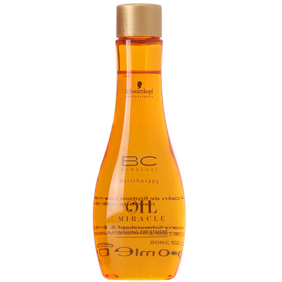 Schwarzkopf BC Bonacure Oil Miracle Finishing Treatment For Normal/Thick Hair 100ml