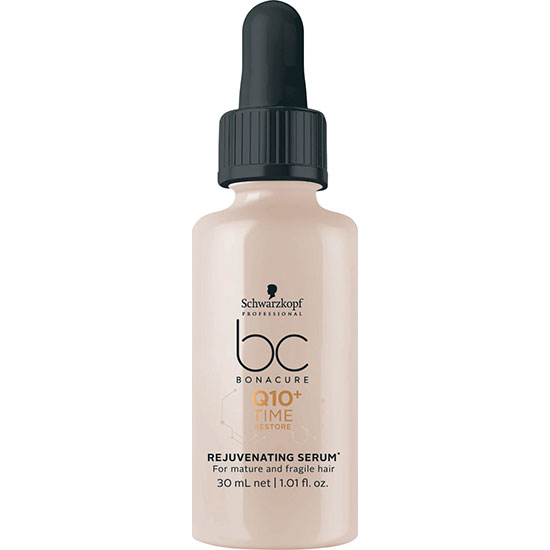 Schwarzkopf Professional BC Bonacure Q10+ Time Restore Rejuvenating Serum 30ml