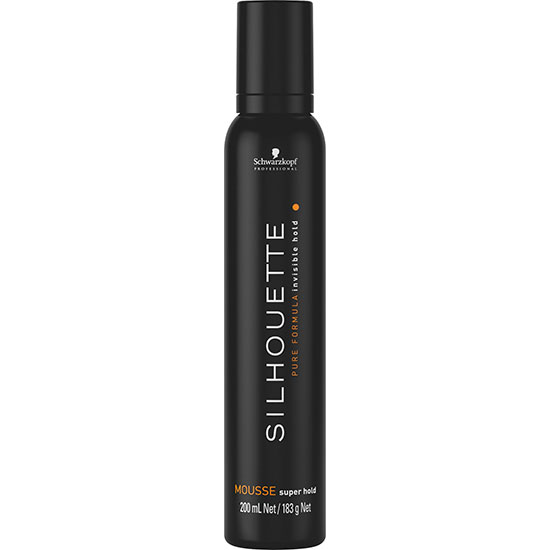 Schwarzkopf Silhouette Super Hold Mousse 200ml