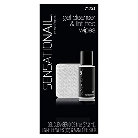 Sensationail Essential Cleanser & Wipes Refill