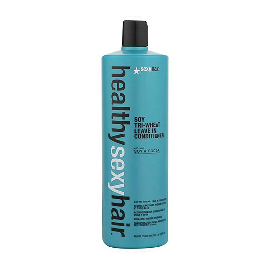Sexy Hair Healthy Soy Tri Wheat Leave In Conditioner 1000ml