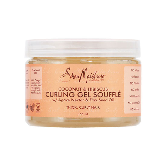 Shea Moisture Coconut & Hibiscus Curl & Shine Gel 326ml