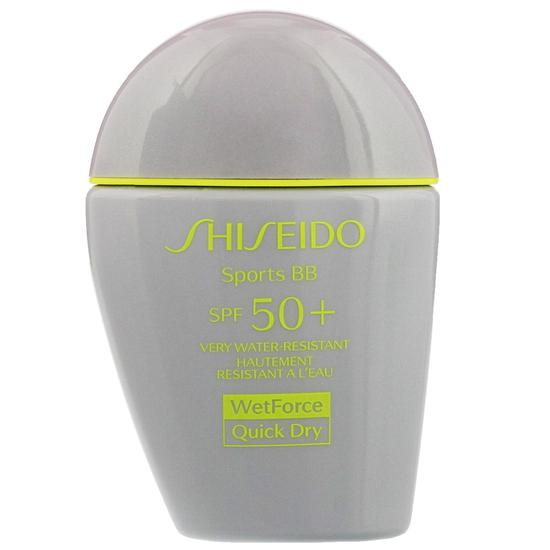 Shiseido Sports SPF50+ BB Cream Dark