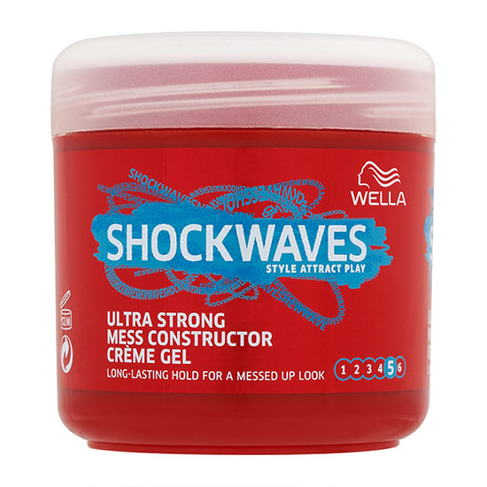 Shockwaves Ultra Strong Mess Constructor Crème Gel